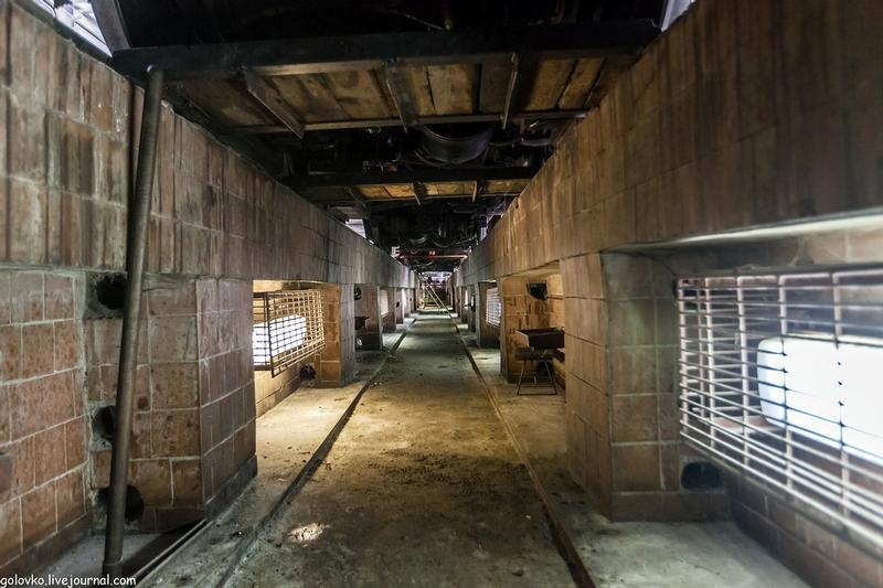The Hydro Dam Tram