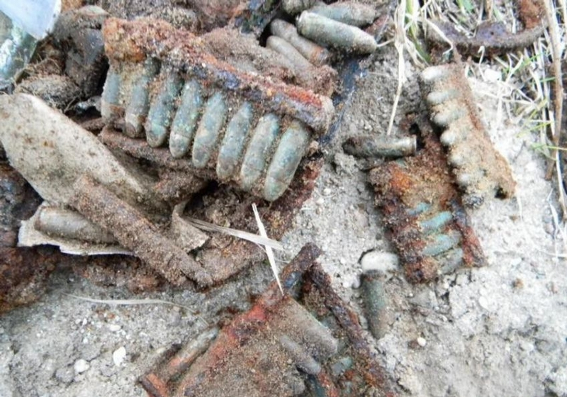 Third Reich Artifacts Out of Russian Soil
