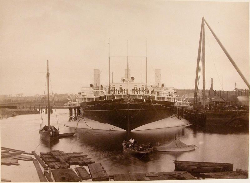 The Yacht of Tsar