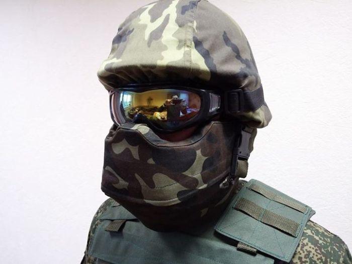New Ukrainian Army Helmet Reminds an Imperial Trooper Helmet