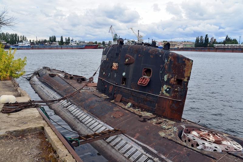 подводная лодка сс-310