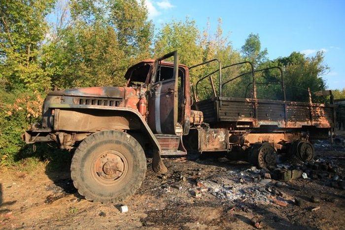 More War Aftermath Shots from Ukraine