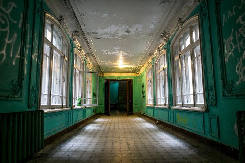House of Baka in St. Petersburg
