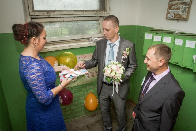 Not Always Funny. 6 Russian Wedding Traditions