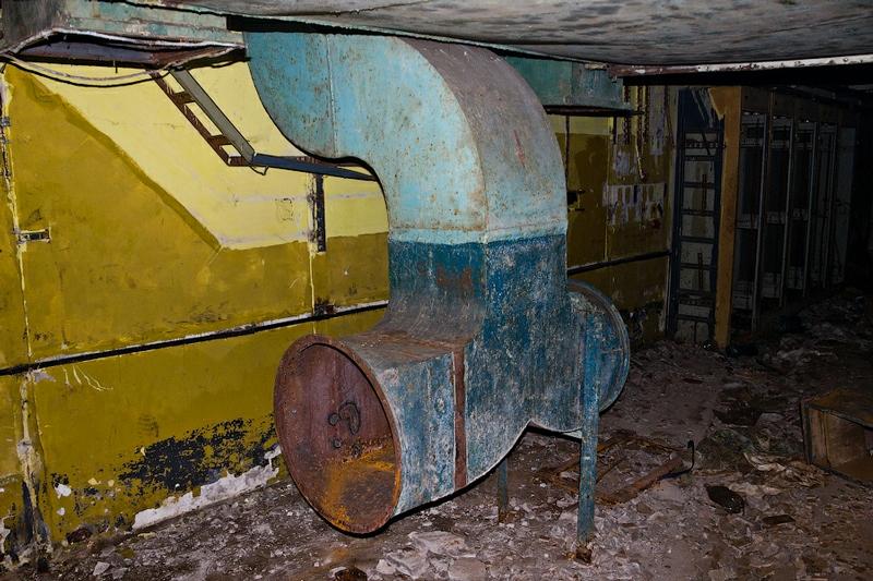Abandoned Bunker Runo, Belarus