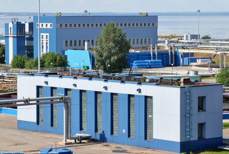 Treatment Of Waste Water In The Gulf Of Finland
