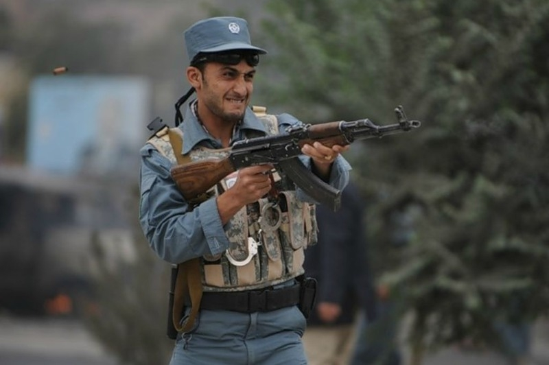 What Does It Mean To Be An Afghan Policeman?