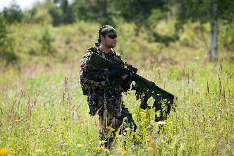 Airsoft:The Real Military Game