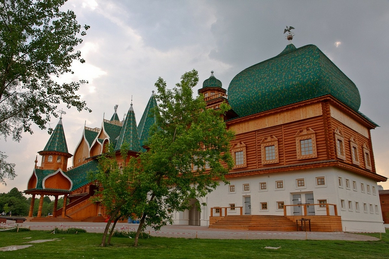 Palace of the Russian Tsar