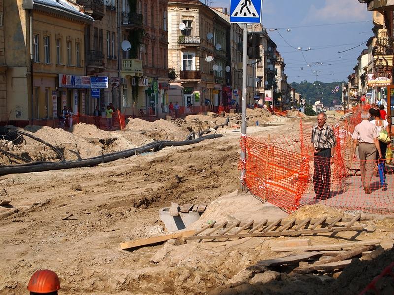 Apocalypse In Lviv