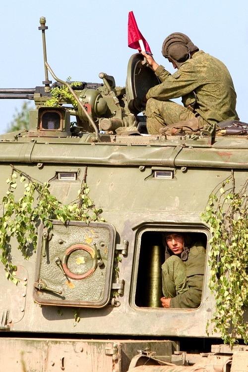 Training of An Artillery Brigade