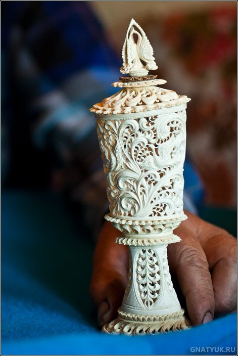 The Art Of Bone Carving