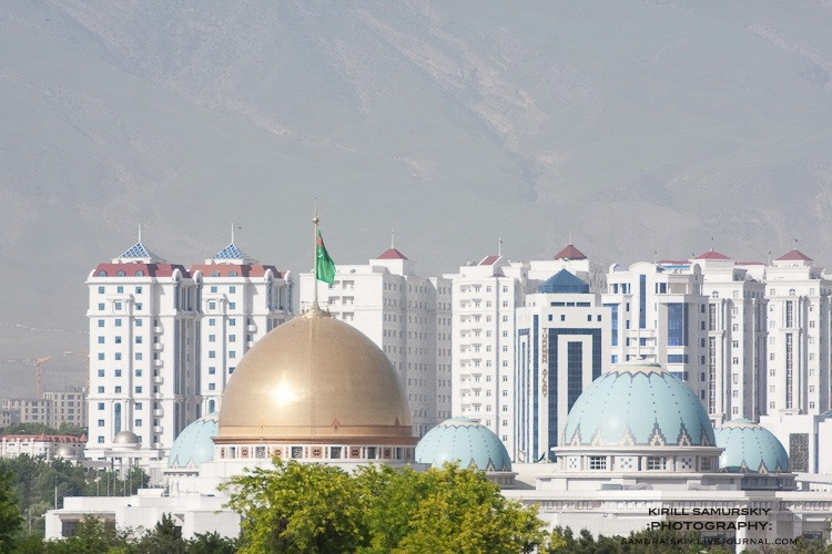 Ashgabat: The New Life of the Old City