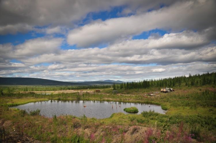Severe Life of Chukotka