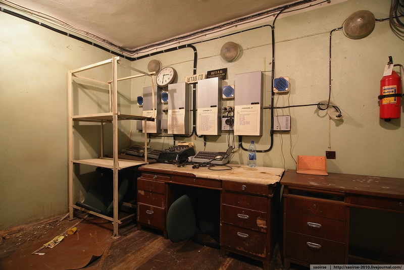 What Is Hidden Inside a Bomb Shelter
