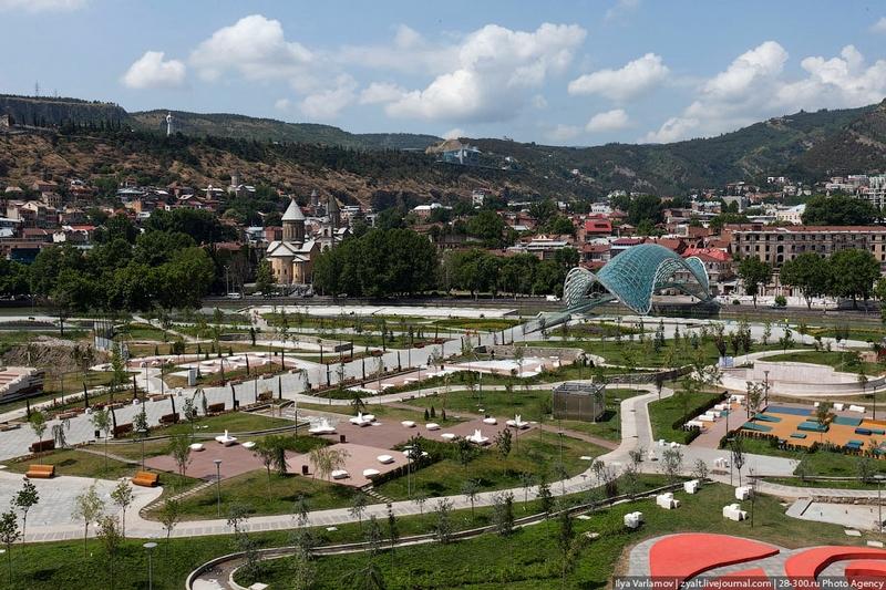 What Modern Tbilisi Looks Like