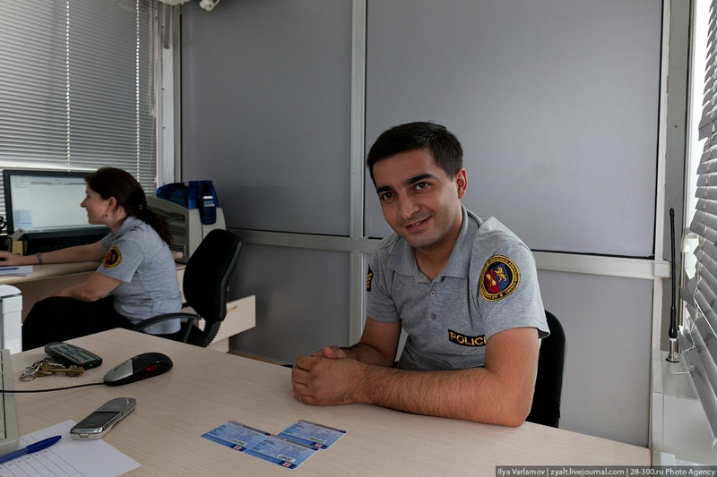 Georgian Police Before and After Reform