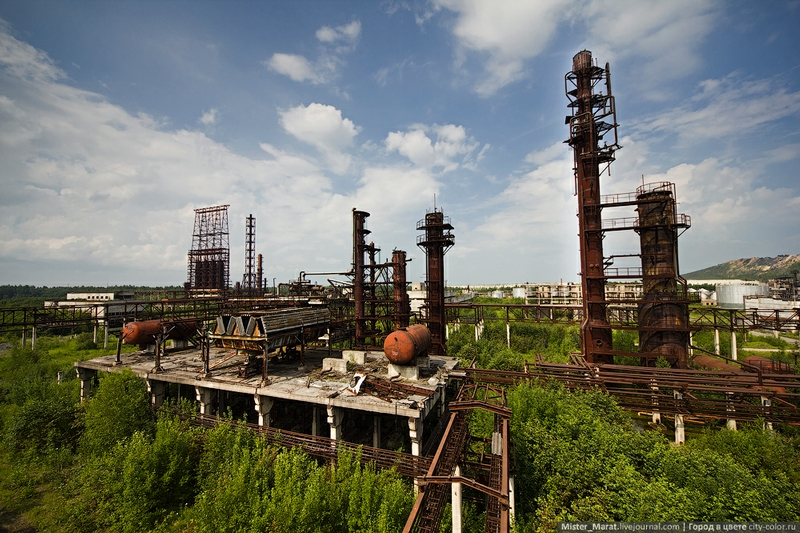 A Tour Around A Factory In the Leningrad Region