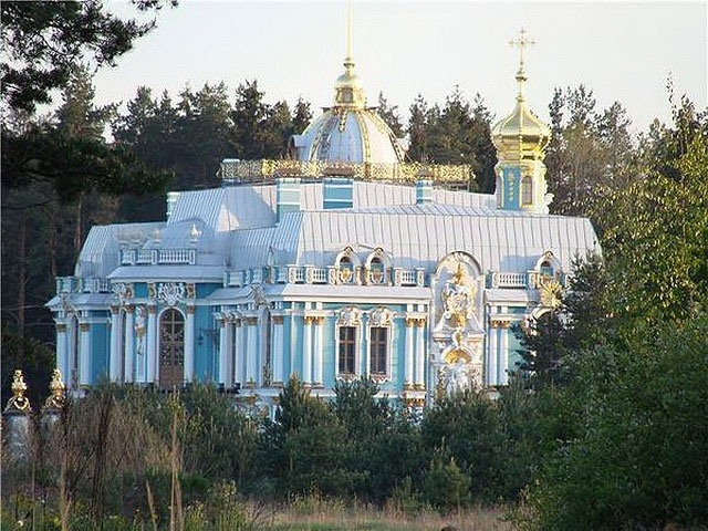 The Summer Residence of One Russian Businessman