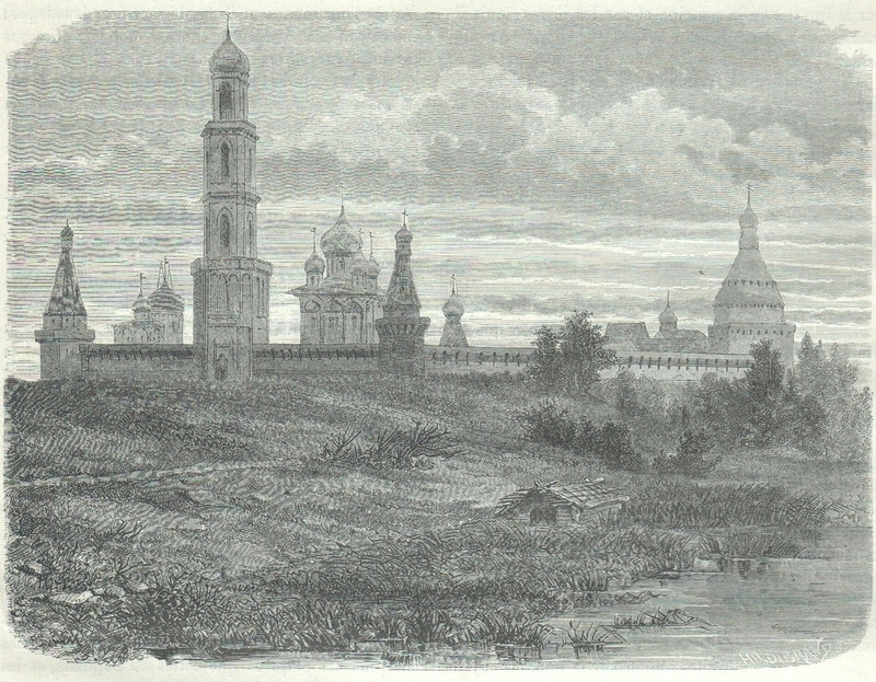Images of Old Russia from 1872