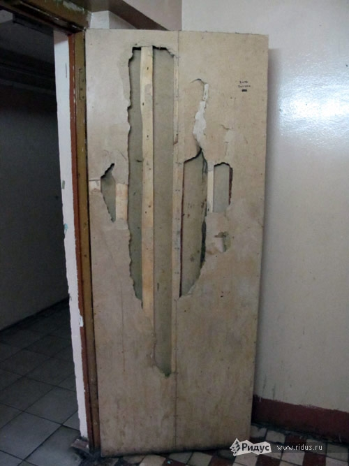Disastrous Living Conditions In the Dormitory
