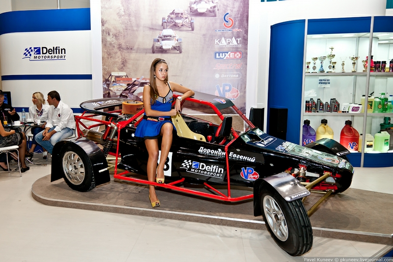 Interauto 2011 In Moscow