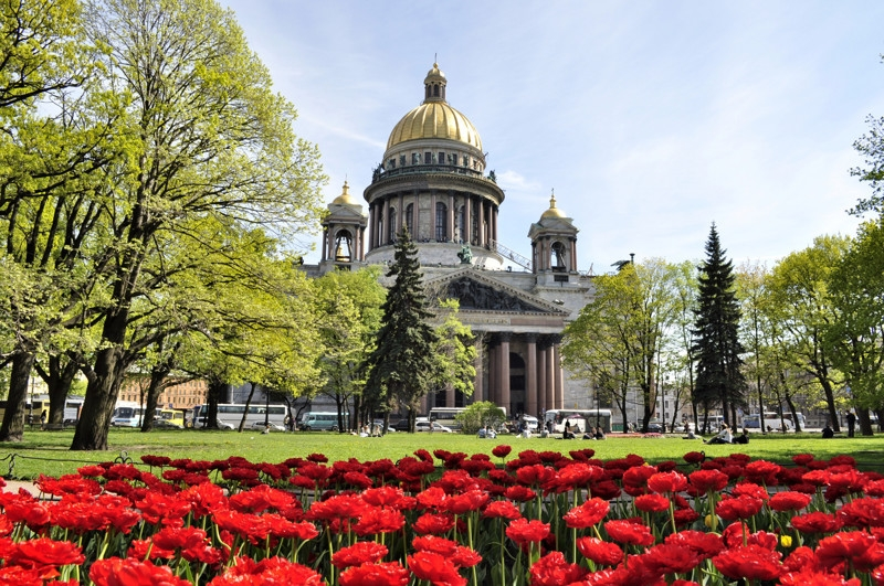 Collection of Nice Photos of Pearl of St Petersburg: Saint Isaac's Cathedral