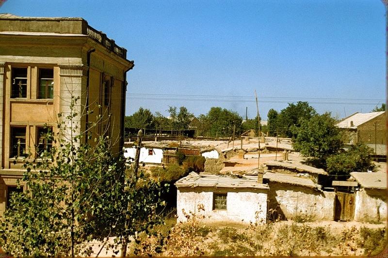 Uzbekistan Of 1956. By Jacques Dupaquier