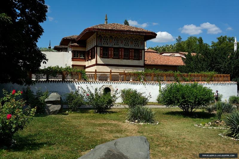 The Palace Of Tartar Khans