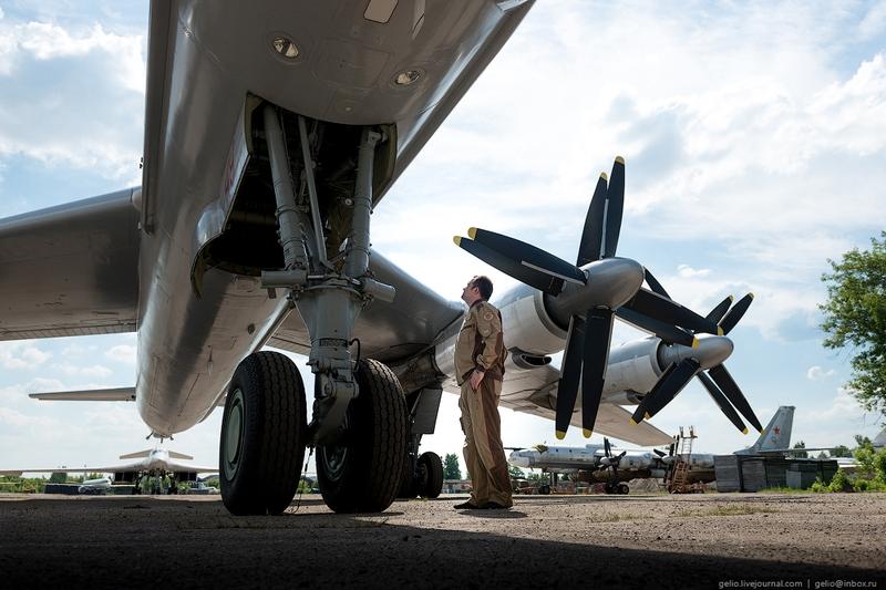 Tupolev Legendary Aircrafts