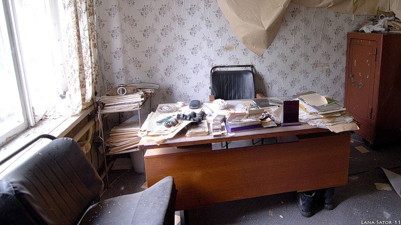 Where People Used to Work