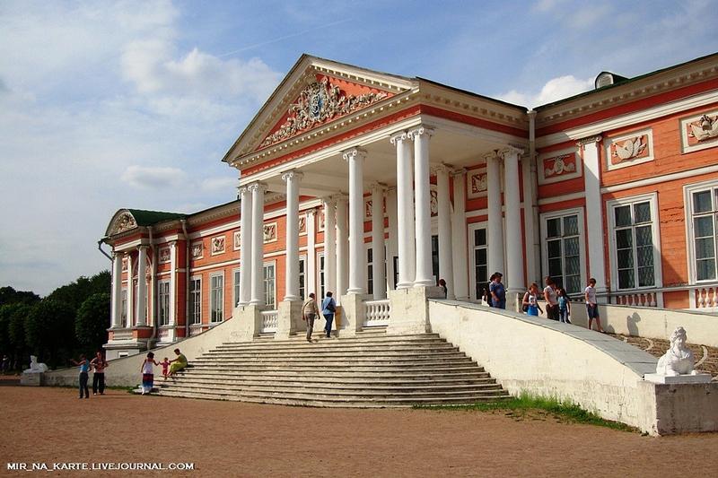 Kuskovo Manor: Entertainment House of Russian Elite