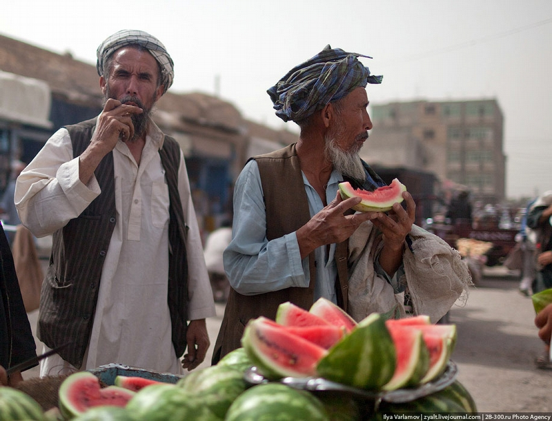 Life of Ordinary Afghan People