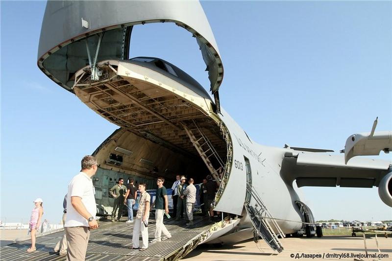 Grandiose Air Show MAKS-2011