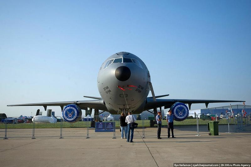 Grandiose Air Show MAKS-2011. Part 2