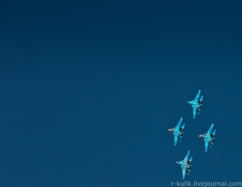 Grandiose Air Show MAKS-2011. Part 3