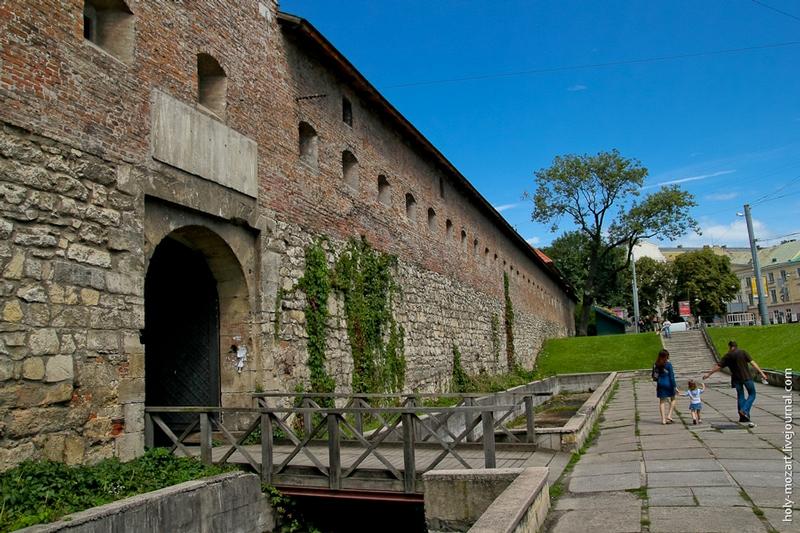 Ancient And Beautiful Lviv