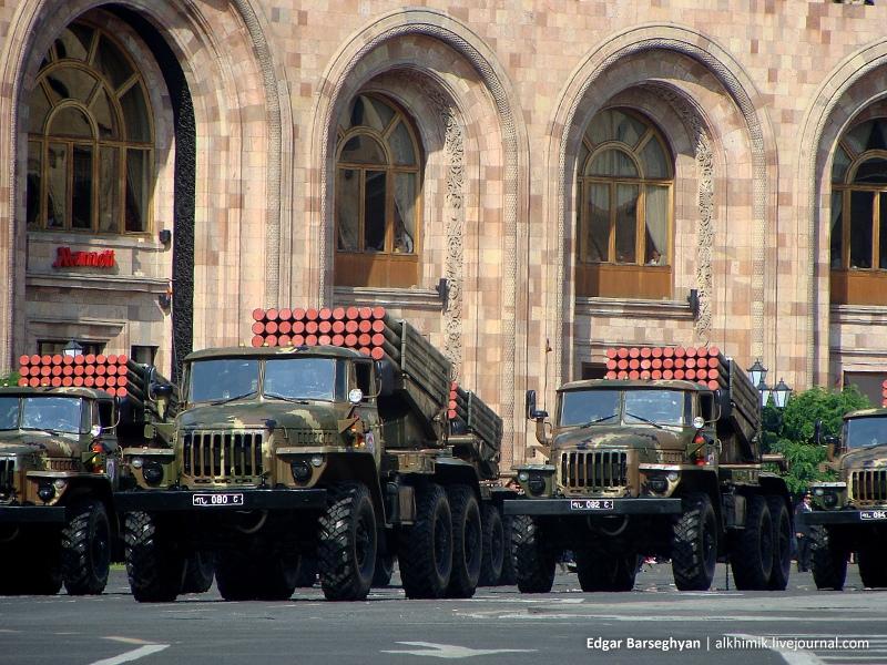 Armenia Celebrates 20 Years of Independence