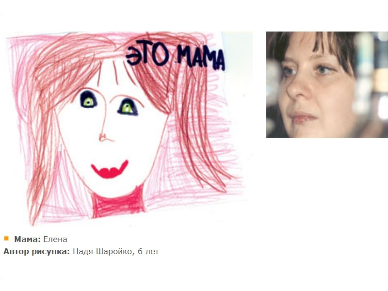 Draw Your Mom