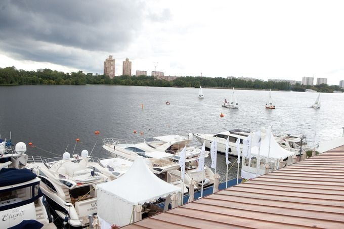 Moscow Millionaire Boat Show 2011
