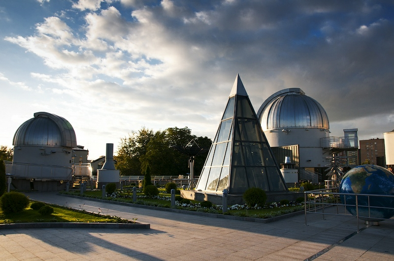 Reopening Of The Moscow Planetarium