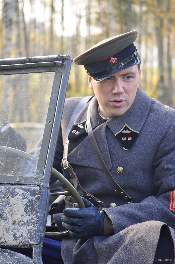 Shooting A Soviet Classic Novel