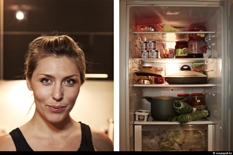 What is in Your Fridge?