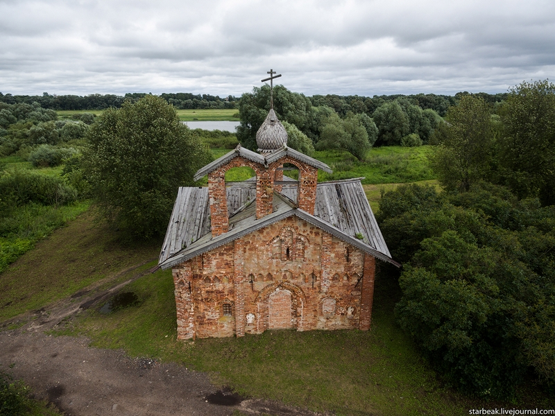 Novgorod the Great: As seen from the Drone