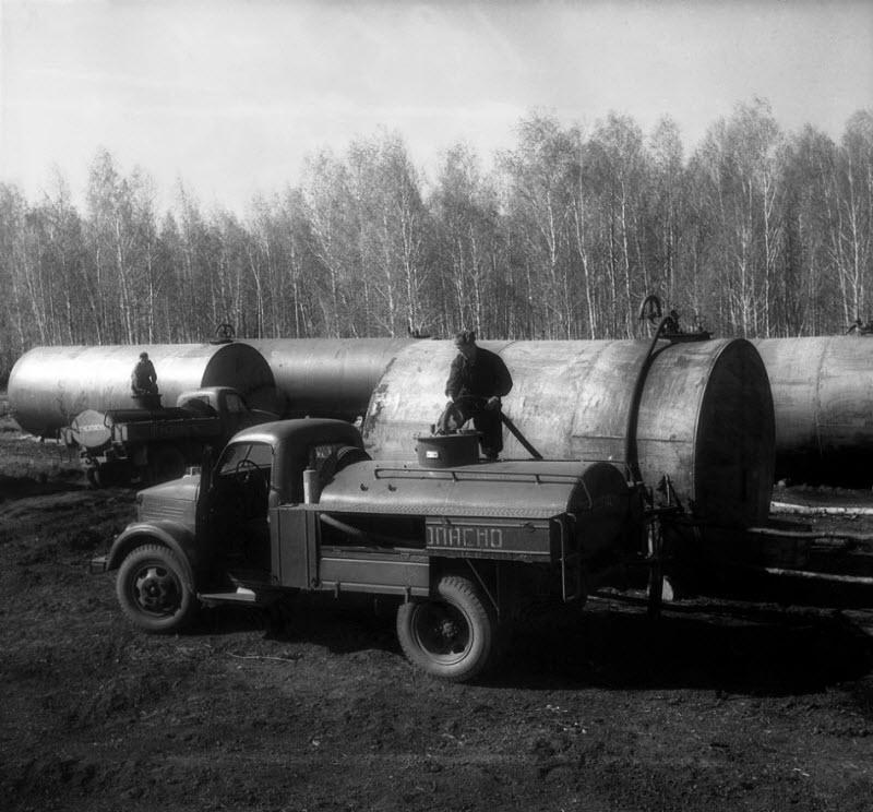History of Kazakhstan Oil Industry
