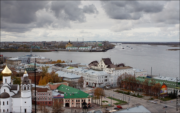 Nizhny Novgorod: Now And Then