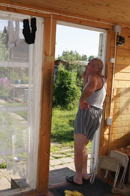 One Day From the Life of a Russian Farmer