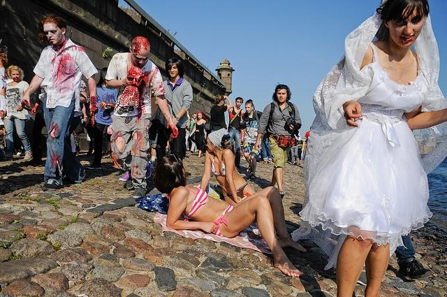 Zombiewalk-2011, Part 2