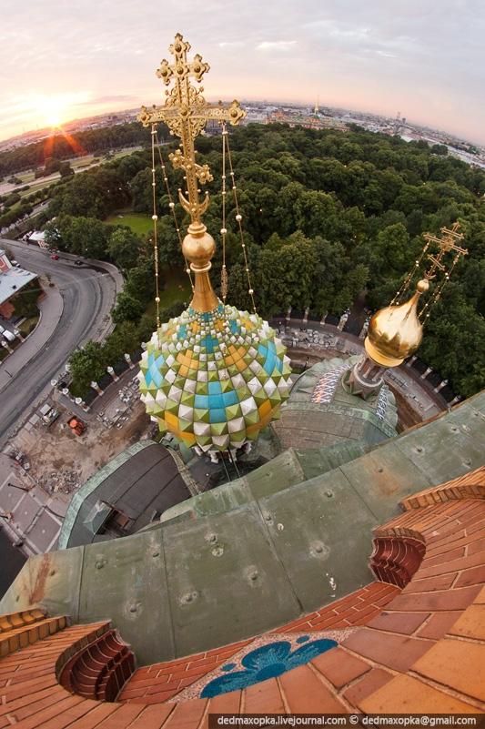 رحلة على المدن الروسية بالصور