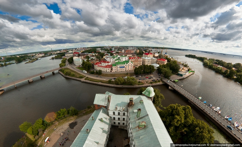 A Journey Through Three Russian Cities